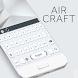 Air Craft Keyboard Theme by Echo Keyboard Theme