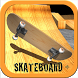 Skateboard Free by Polyester Studio