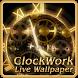 ClockWork Live Wallpaper by gentlemandroid