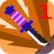 Flippy Mes knife free by majid biss