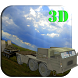 Transporter Truck 3D Army Tank by Reality Gamefied