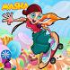 Masha skater adventure by Marshal Patrol