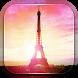 Romantic Paris Live Wallpaper by Lux Live Wallpapers