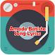 Amado Batista Song Lyrics by Lope Musica
