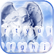 Guardian Angel Keyboard Heaven Theme by ChickenAnt Themes