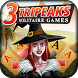 3 Tripeaks Solitaire Games by Happy Planet Games