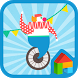 Our Village Circus Dodol Theme by Camp Mobile for dodol theme