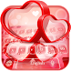 Romantic Love Heart Keypad by Ajit Tikone