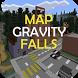 Map Gravity Falls for MCPE by ilzhikhorev