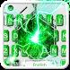 Biochemistry energy keyboard by M Typewriter Theme Studio