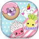 Cute Kawaii Stickers Photo Editor App by Pink Girly Apps