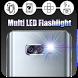 Multi LED FlashLight by SaaAneeDroid