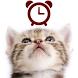 Cats Analog-Clocks Widget by peso.apps.pub.arts
