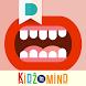 Learn to brush your teeth: KIM by KidzInMind