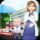Doctor Examines Newborn Baby by Ozone Development
