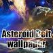 Asteroid Belt Wallpaper by Appnometry