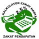 Kalkulator Zakat Pendapatan by Tabung Baitulmal Sarawak