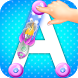 Kids Letter Tracing Book - Animated Letter Tracing by Fantastic Fun