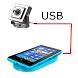 USB camera + Motion detection + Call. NO ROOT by RealVisor