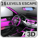 3D Escape Games-Puzzle Locked Car by Quicksailor
