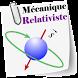 Cours de Mécanique Relativiste by APLUS