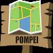 Pompei Map by Mappopolis