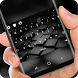 Black Cube Cool Keyboard for Huawei 10 by Super Hot Themes Design Studio