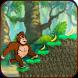 Jungle Kong Monkey Run by alimoutijava
