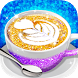 Glitter Coffee - Make The Most Trendy Food by Crazy Camp Media