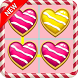 Love Cookies Linked by thaleia samantha