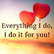 Love Song Quotes Live Wallpaper
