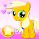 Pony Little Kids Game by Animation kids studio