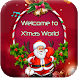 Merry Christmas Wallpaper by Auro Info Soft Technology