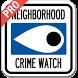 Neighborhood Crime Watch Pro by Appestry