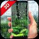 Waterdrops Live Wallpaper 2018 by Weather Widget Theme Dev Team