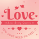 Love Story Quotes by apps wallpaper live
