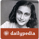 Anne Frank Daily by Dailypedia Bliss