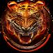 Cool brave fire tiger theme by eva cool theme