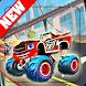 Blaze Truck Monster Machine 4X4 Racing Rush by UVO Studio