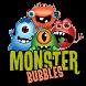 Monster Bubbles by DeandrickoAps