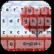 Hearts Tree Keyboard by Keyboard Theme Factory