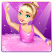 Ballerina Princess Doll House by Pink Girly Apps