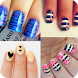 Nail Art Design step by step by SameConnection