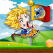Super Goku Adventure of Saiyan by Monodroid