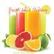 Fresh juice recipes by High Soft App
