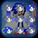 Sonic Lock Screen Pattern by Narijatt