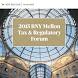 Tax & Regulatory Client Forum by Zerista