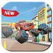 blaze monsters car : city adventure by siothmane