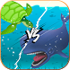 Blue whale VS Turtle Challenge by InVogue Apps & Games