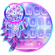Reverie Dream Catcher Sapphire Keyboard Theme by Stylish Android Themes